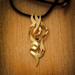 گردنبند طلا اسم دلارام