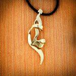 گردنبند طلا اسم مانی